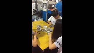 [TAIWANG] Vertical Injection Machine for Phone Accessory Small Factory