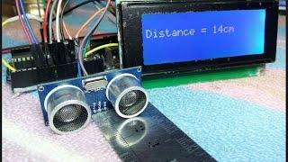 Make distance meter | arduino bangla tutorial part-3 | Ultrasonic sensor project. project bangla