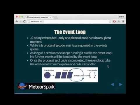 Understanding Javascript - JS core concepts - Daniel Chcouri - HKOSC2016