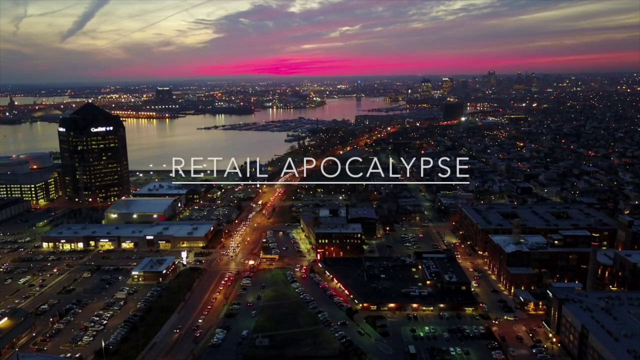 Retail Apocalypse Accelerates - 8,700 Stores Closing, Number Set to Rise!