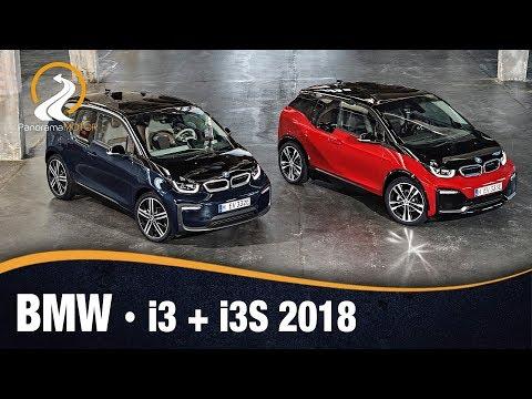 BMW i3 y i3s 2018 | Imágenes en video / Review en Español