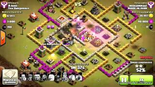 99% in war MEGA FAIL!! -Clash of clans