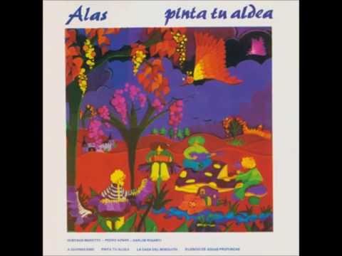 Alas - Pinta tu aldea (Full Album) HD