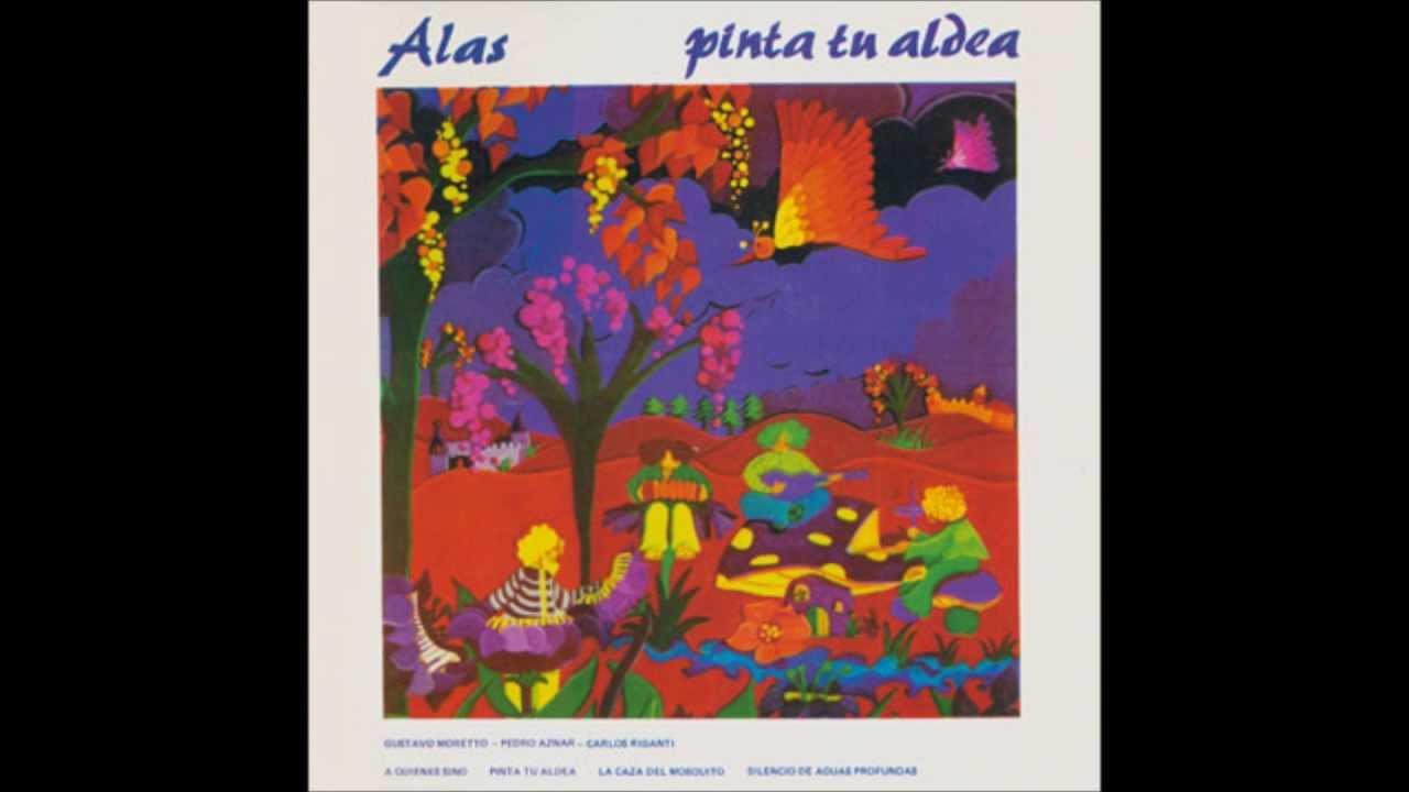 Download Alas - Pinta tu aldea (Full Album) HD