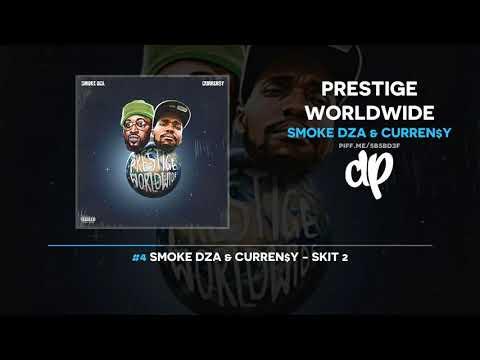 Smoke DZA & Curren$y - Prestige Worldwide (FULL MIXTAPE)