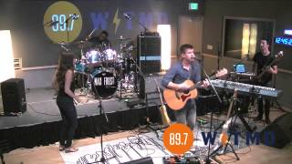 "Max Frost - ""White Lies"" Live on 89.7 WTMD"