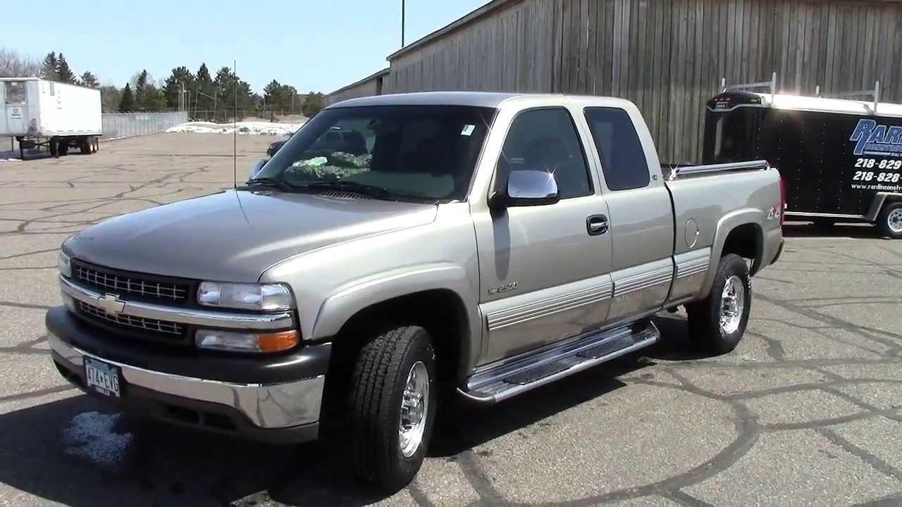 2000 Chevrolet Silverado 2500hd 4x4