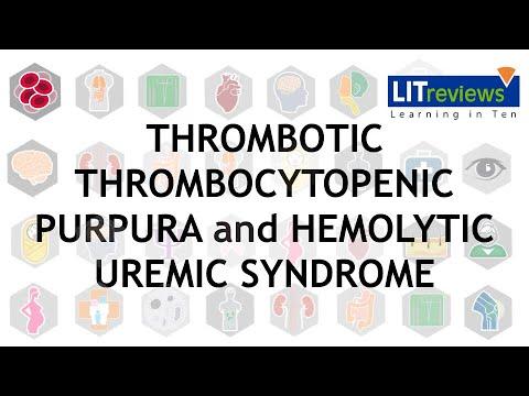 Thrombotic Thrombocytopenic Purpura (TTP) and Hemolytic Uremic Syndrome (HUS)