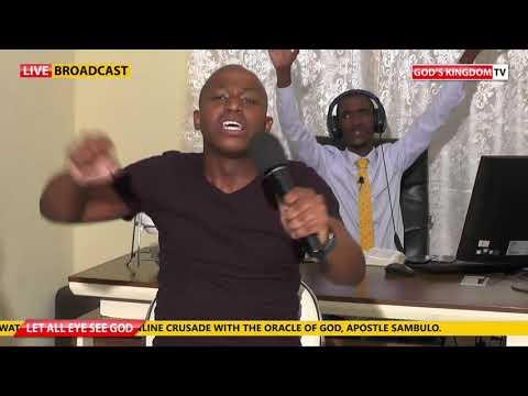 GKTV ZAMANI SITHOLE - HOSSANA TO THE HIGHEST