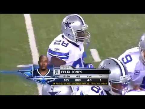 2011 - Cowboys @ Jets Week 1 SNF