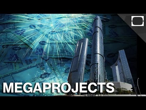 What Are The Most Expensive Megaprojects Ever?