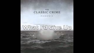 "The Classic Crime ""What I"