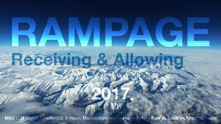 Abraham Hicks 2017 * RAMPAGE of Receiving & Allowing * w/ Music thumbnail