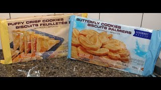 This is a taste test/review of the Gourmet Delight Cookies in two v...