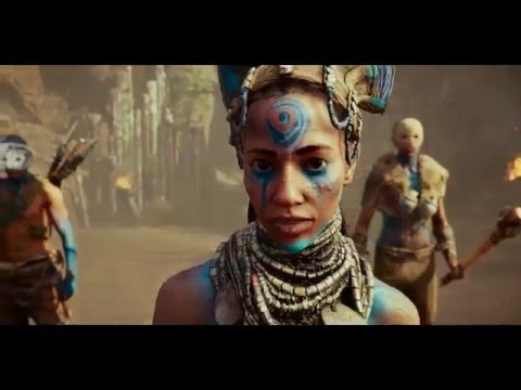 far cry primal - 0 - Far Cry Primal – 3 Behind The Scenes Trailers; Deluxe Edition Announced