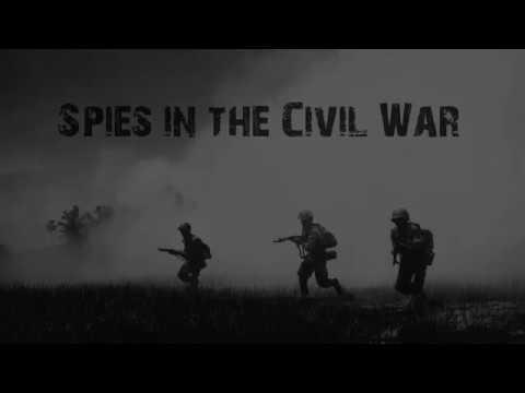 Spies In The Civil War (Digital Artifact)