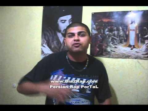 Ali Owj - Kalameye Obour Freestyle with Reza Pishro