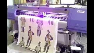 УФ печать на ткани(, 2014-10-03T11:18:20.000Z)