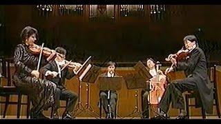 Mozart:Clarinet Quintet  K.581/Cla:Seiji Yokokawa,Vc:Yo-Yo Ma