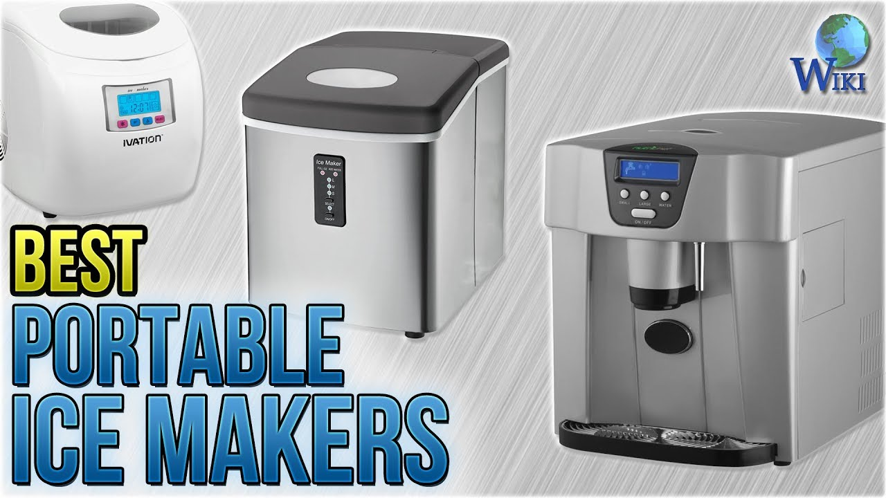 Best Portable Ice Maker 2020 9 Best Portable Ice Makers 2018   YouTube