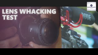 FX TESTS: Lens Whacking Like A Boss!   Silverplate Films