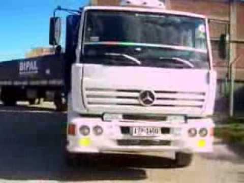 Bipal srl Transportes Paysandu - Fletes - Retornos - Viajes