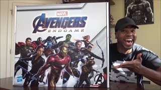 Marvel's Avengers: Endgame BIG BOX UNBOXING!!!