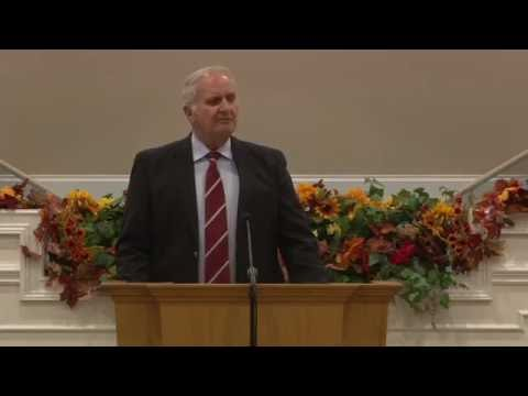 How To Get Right With God (Pastor Charles Lawson)