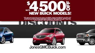 2014 Buick Enclave Price Sumter, SC Jones Buick GMC