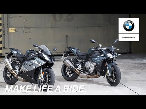 IN THE SPOTLIGHT: The new BMW S 1000 R and BMW S 1000 RR