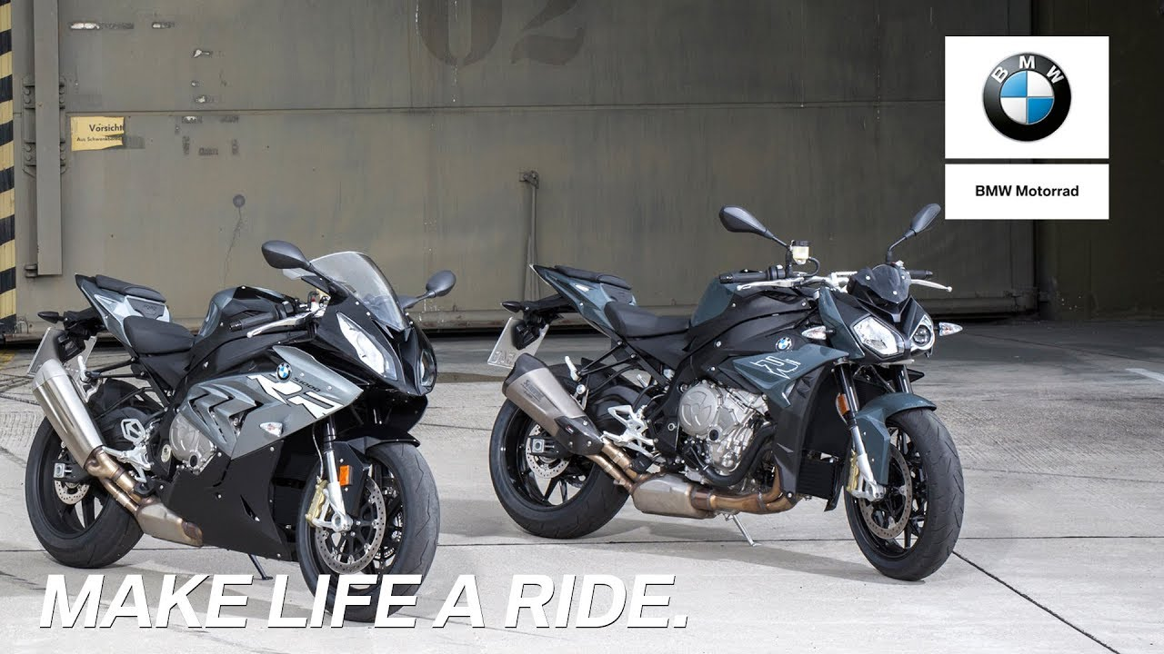 IN THE SPOTLIGHT: The new BMW S 1000 R and BMW S 1000 RR - YouTube