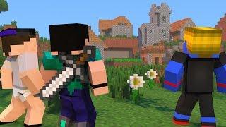 vuclip Minecraft - PARAÍSO - #5 ENCONTRAMOS PESSOAS?