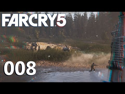 UP in the SKY | FAR CRY 5 | 008 | Let's Play 4K60FPS
