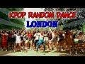 Kpop Random Dance Game  6   London   Xina Jojo