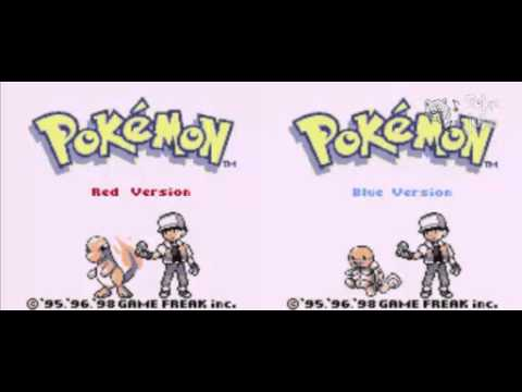 Pokemon Red/Blue OST - The Road to Cerulean from Mt. Moon