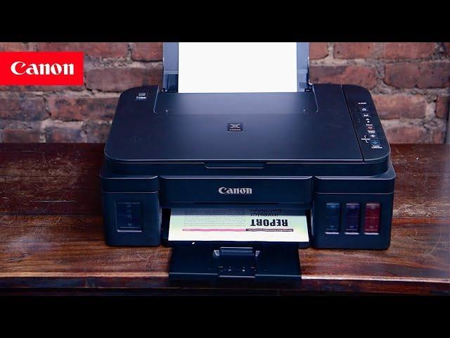 Canon PIXMA G3100 #PixmaSerieG