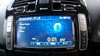 [Літопис про LEAF] Як перемикати треки Вконтакте на штатній магнітолі через Bluetooth