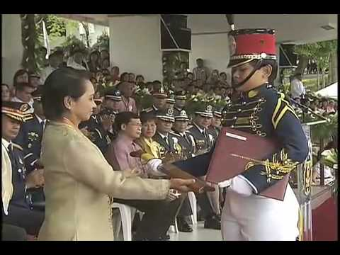 PNPA Commencement Exercises Silang, Cavite: Camp Castañeda, Silang, Cavite March 26, 2009