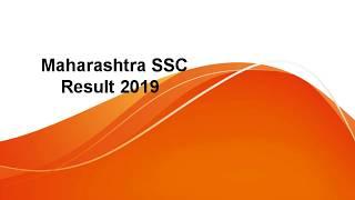 Maharashtra 10th Result 2019, Mah SSC Result 2019, MAH Board SSC Result 2019 Date