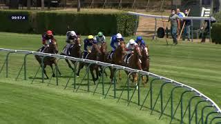 Vidéo de la course PMU PRIX MELISANDE