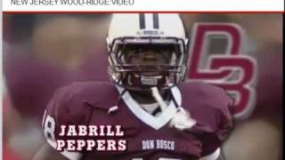 highlight snippet jabrill peppers soph year