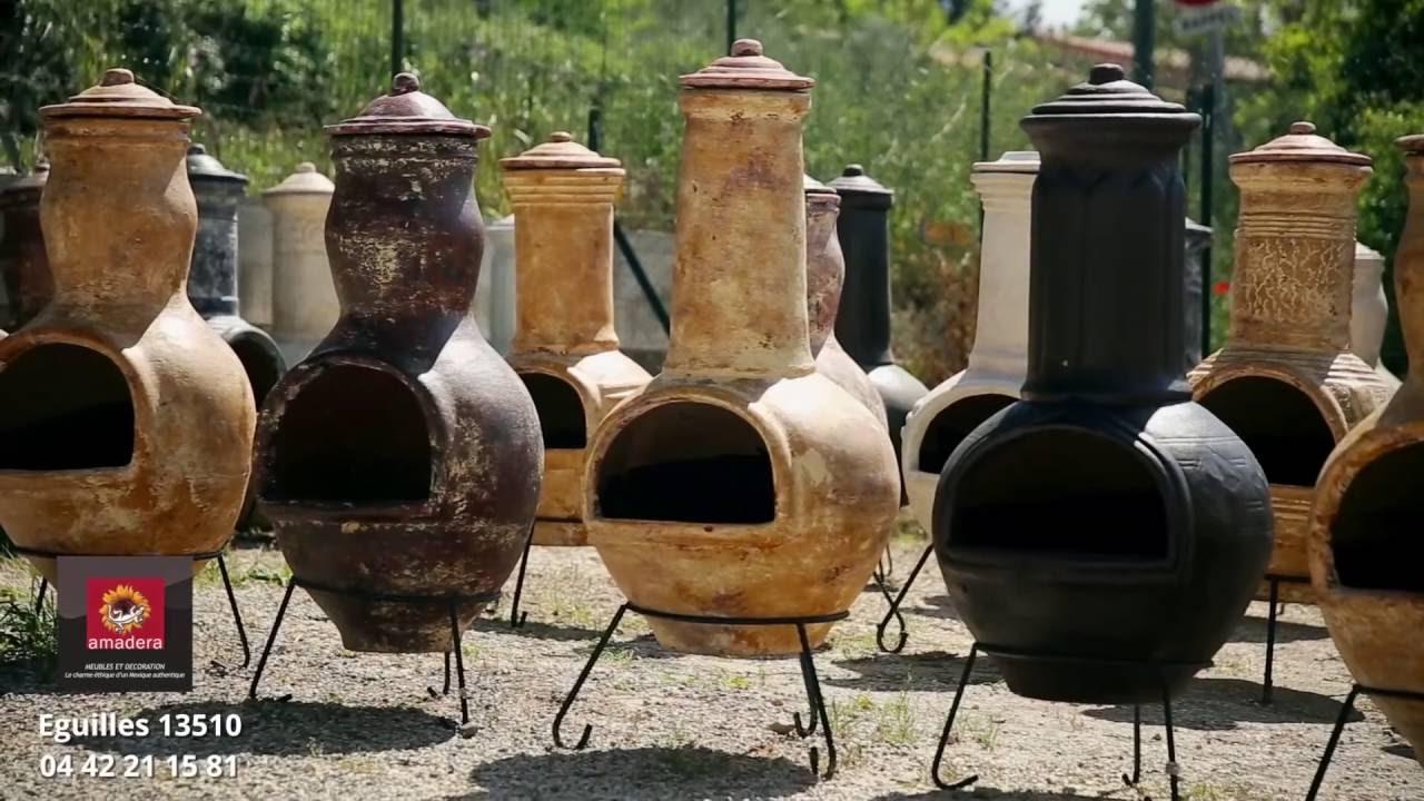 braseros mexicains poteries et d coration aix en provence youtube. Black Bedroom Furniture Sets. Home Design Ideas