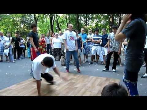 JAM Break Dance Chisinau 2011