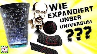Wie expandiert unser Universum? [Compact Physics] Thumbnail