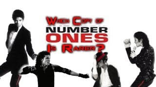 """Which Copy of """"Number Ones"""" is Rarer"""