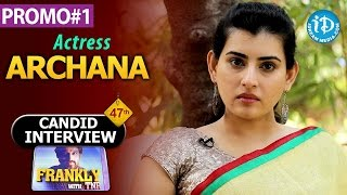 Actress Archana Exclusive Interview - Promo #1 || Frankly With TNR #47 || Talking Movies with iDream