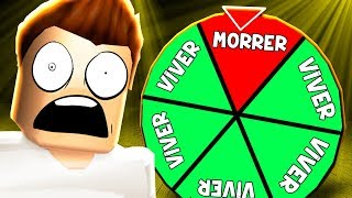 ROBLOX-WHEEL OF DEATH!!!