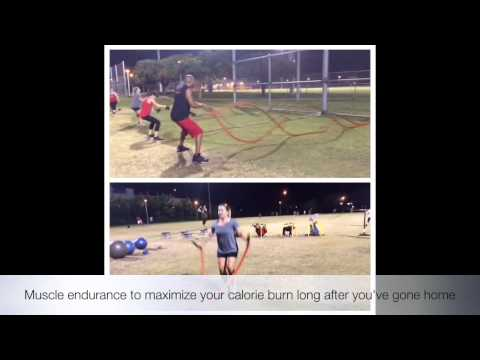 Fitness Bootcamp Video Collage of the 4th quarter 2014 with the Operation Triple T, LLC