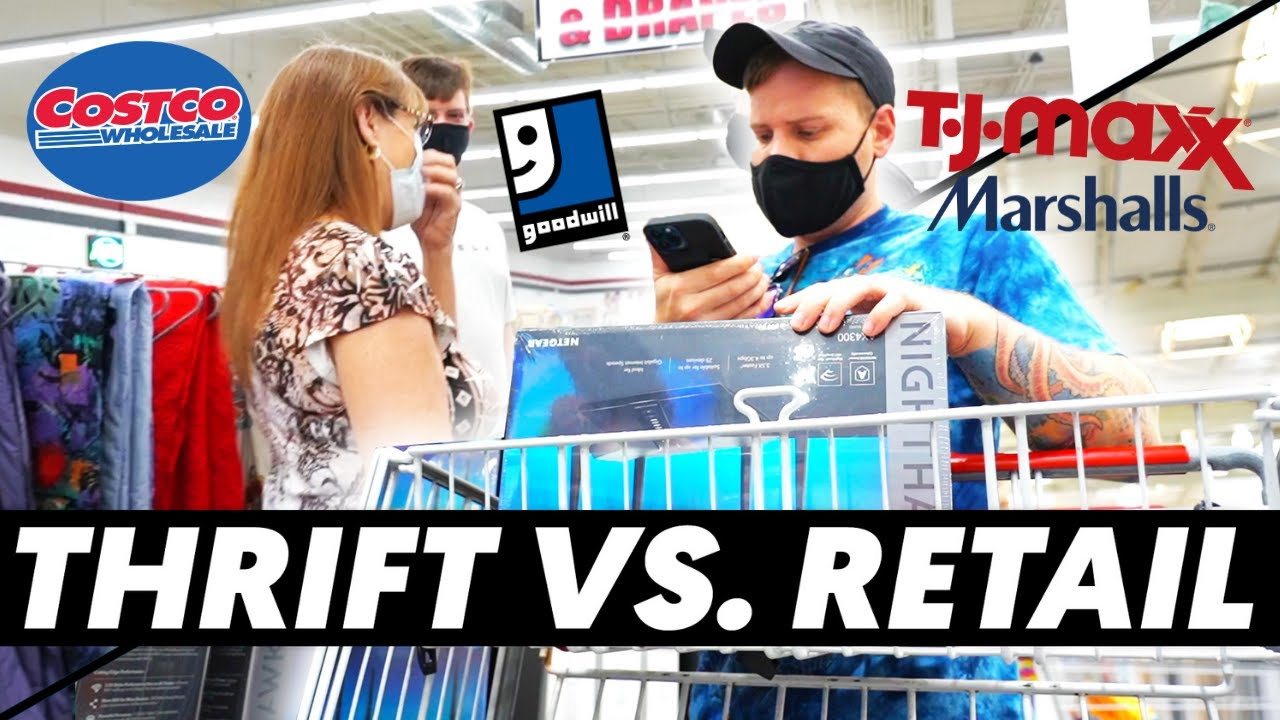 Retail Arbitrage Vs. Thrifting - WHAT'S BETTER!?