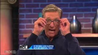 Is my man sleeping with my identical twin? | The Maury Show